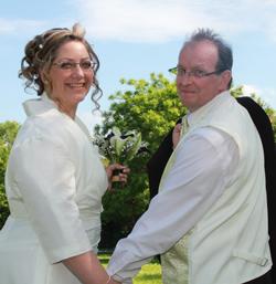 frédérique et Jean Marie