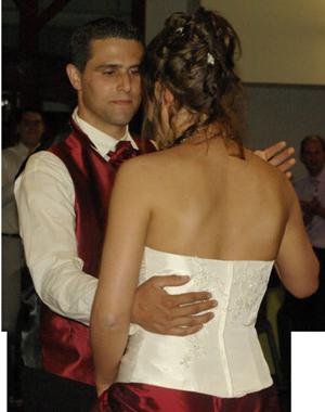 Sébastien et mélina